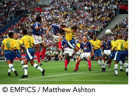 Matthew Ashton 1998 WORLD CUP FINAL