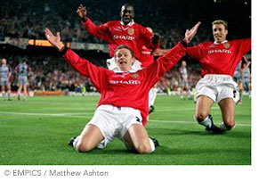 Matthew Ashton Manchester United