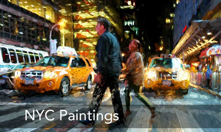 NYC Paintings