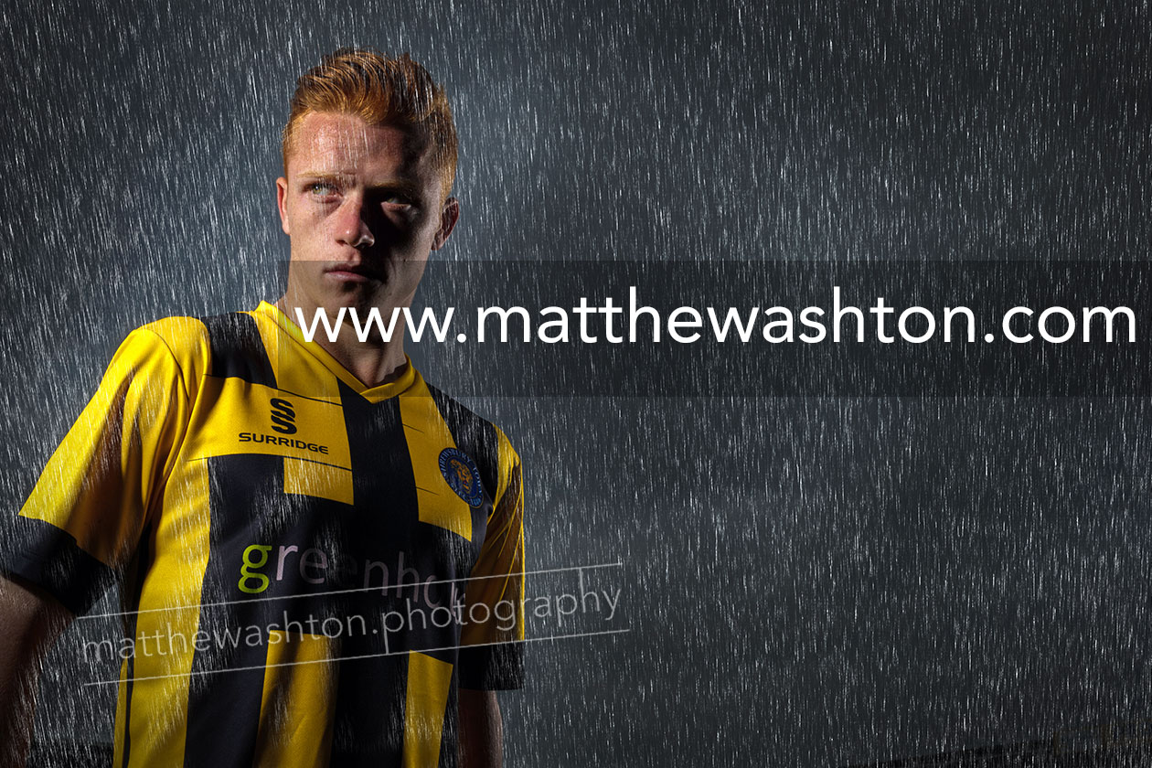 Shrewsbury Town Official Photographer Ryan Woods