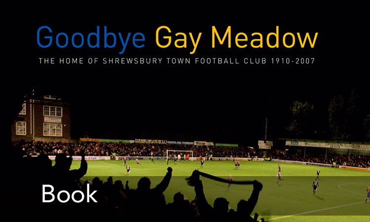 Goodbye Gay Meadow book authored by Matthew Ashton
