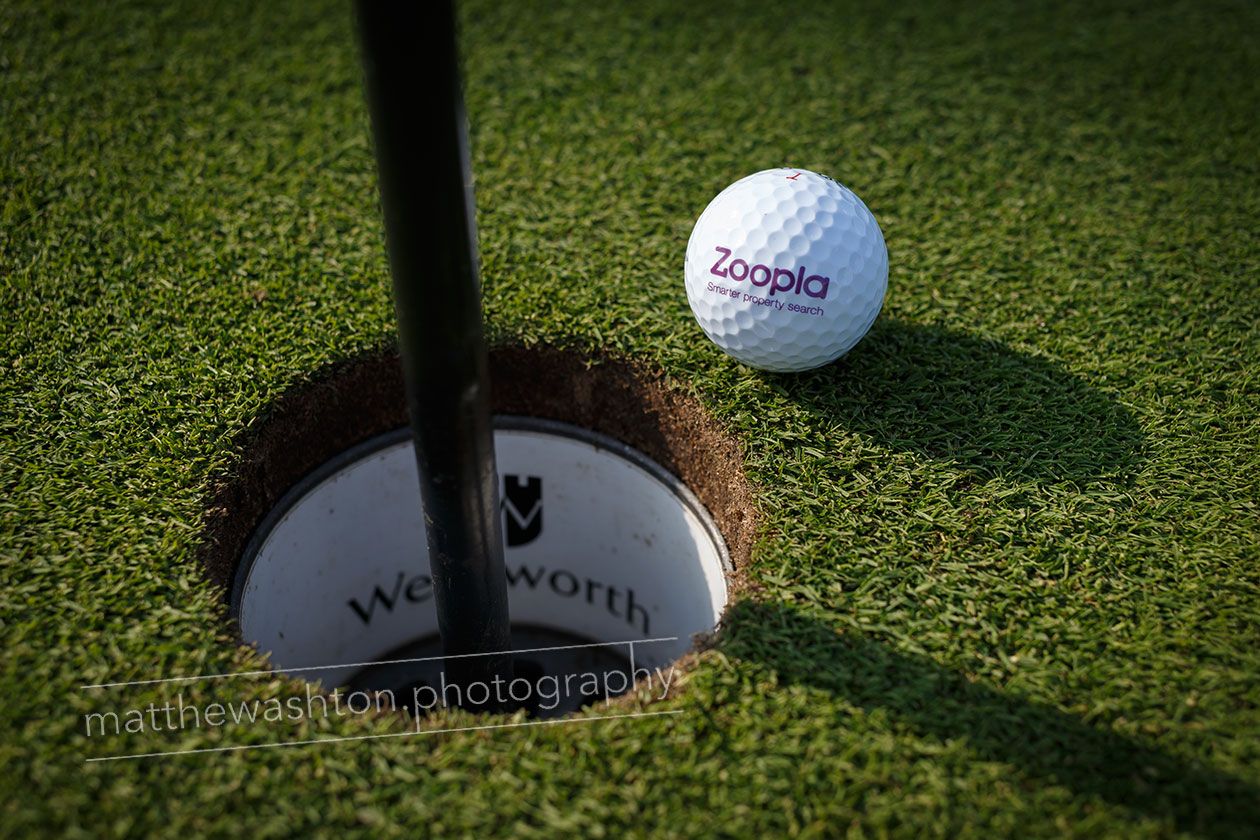 Zoopla golf day
